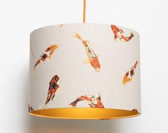 Lampshade Goldfish 40 cm diameter