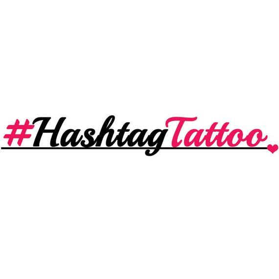 Hashtag Anniversario Matrimonio.Matrimonio Hashtag Temporary Tattoos Hashtag Tattoo Favori Etsy