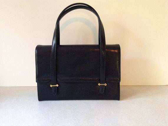 Coblentz Original Snake Leather Handbag