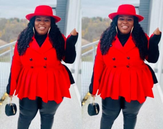 Red Swing Jacket