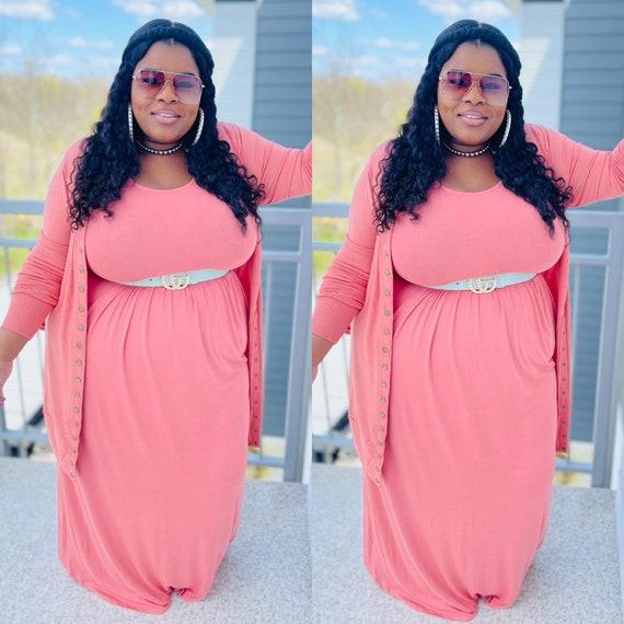 GirlFriend Maxi ( Rosey Pink)