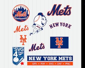 new york mets svg etsy