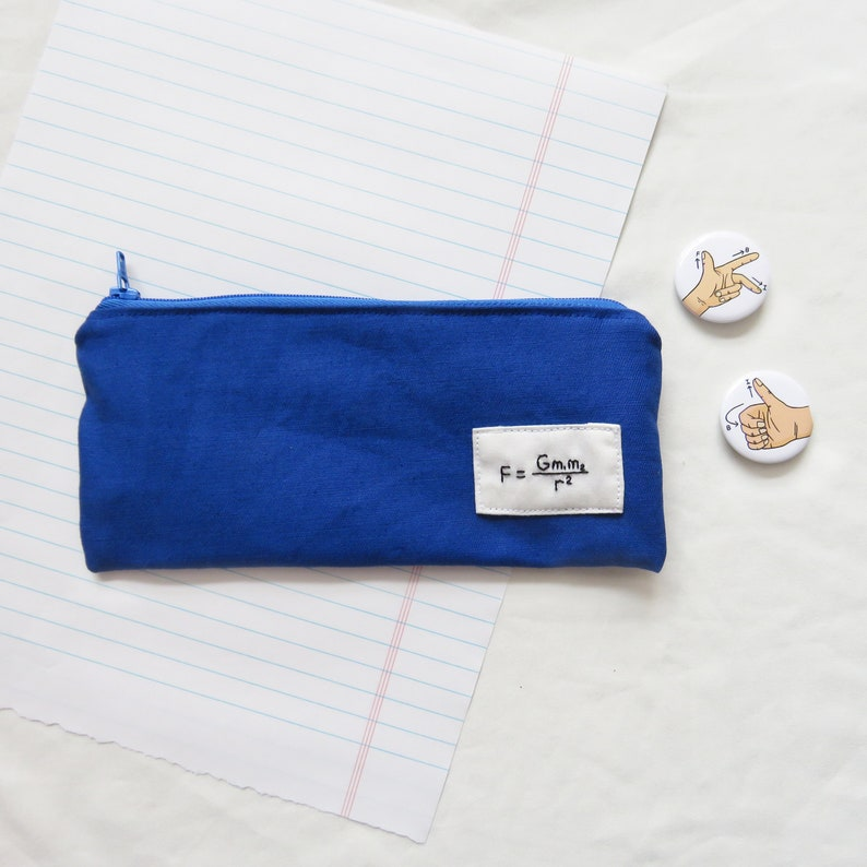 science embroidery chemistry embroidery biology embroidery Brain Science pouch brain embroidery doctor nurse gift biology