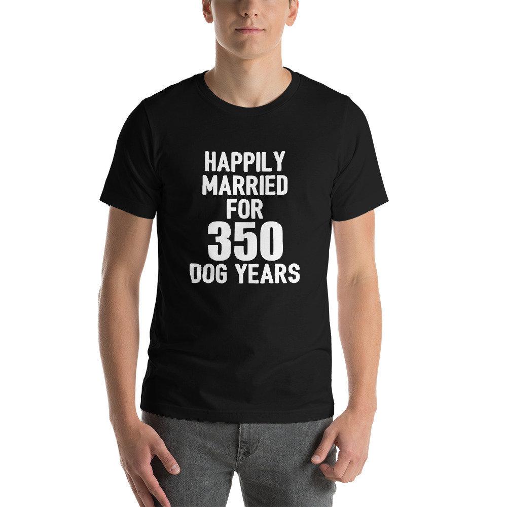 b78497b0 In Dog Years Shirt 50th Anniversary Gifts Dog Lover Shirt | Etsy