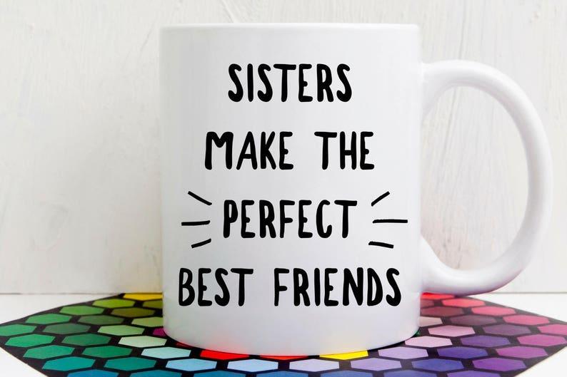 Sister Gift Birthday Mug For