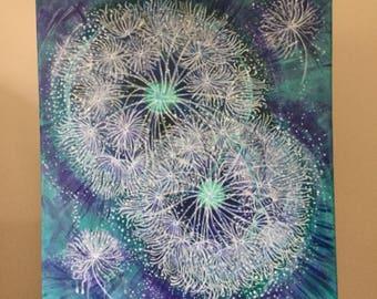 Starburst Dandelions