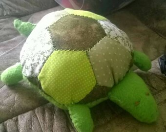 Patchwork Turtle Made To Order