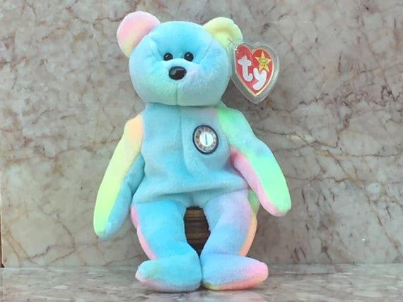 TY Beanie Baby B.B. Bear  2d83b47306d