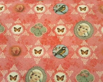 Jersey Pink Butterflies