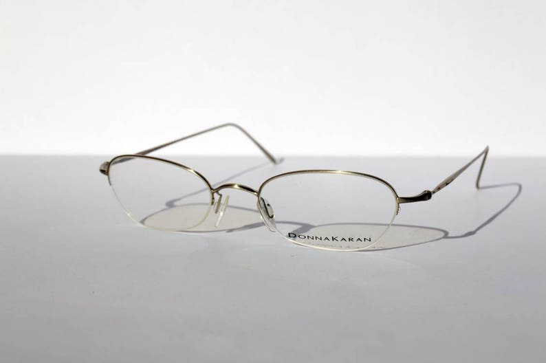 2e67920b9cdfb Vintage eyeglasses. Donna Karan. Unworn. Classic butterfly