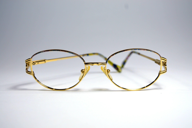 3061d0dc5238 Vintage glasses. Oval Round Eyewear. Renzo Rialto. Unworn.