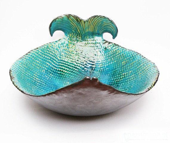 handmade ceramic sink made to order table top wasbasin bathroom sink Fish sink
