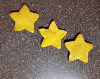 Peanut Butter Pumpkin Dog Cookies - Grain Free - Gluten Free