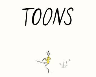 TOONS    a very funny collection of cartoons
