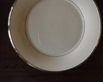 Lenox Solitaire Dimension Collection Set Of Four Salad Plates