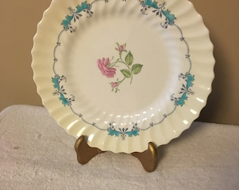 Picardy Bone China by Royal Doulton Bread and Butter Plate