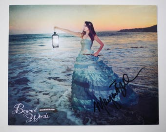 Signed Margaret Stohl *8x10* photo print from the 2016 Beyond Words fantasy author calendar