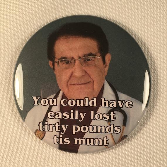 Meine 600 Pfund Leben Dr Nowzaradan Kuhlschrank Magnet Diat Etsy