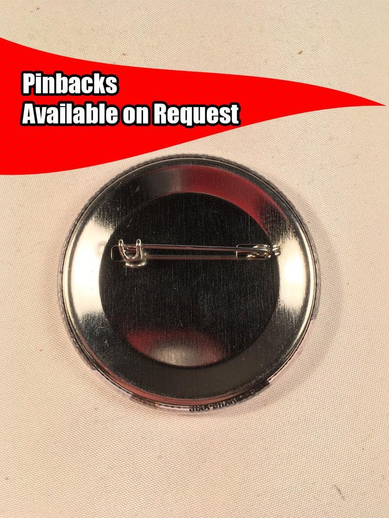Pin or Bottle Opener Customized Thug Life Refrigerator Magnet