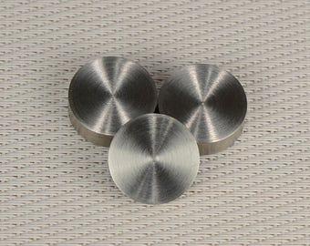 Fidget spinner, Bearing Replacement, 608 bearings, Steel  weights, Fidget Accessory, Spinner Upgrade, Metal spinner, Spinner Fidget Toy.