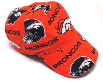 00dd41e41 Denver Broncos baby caps
