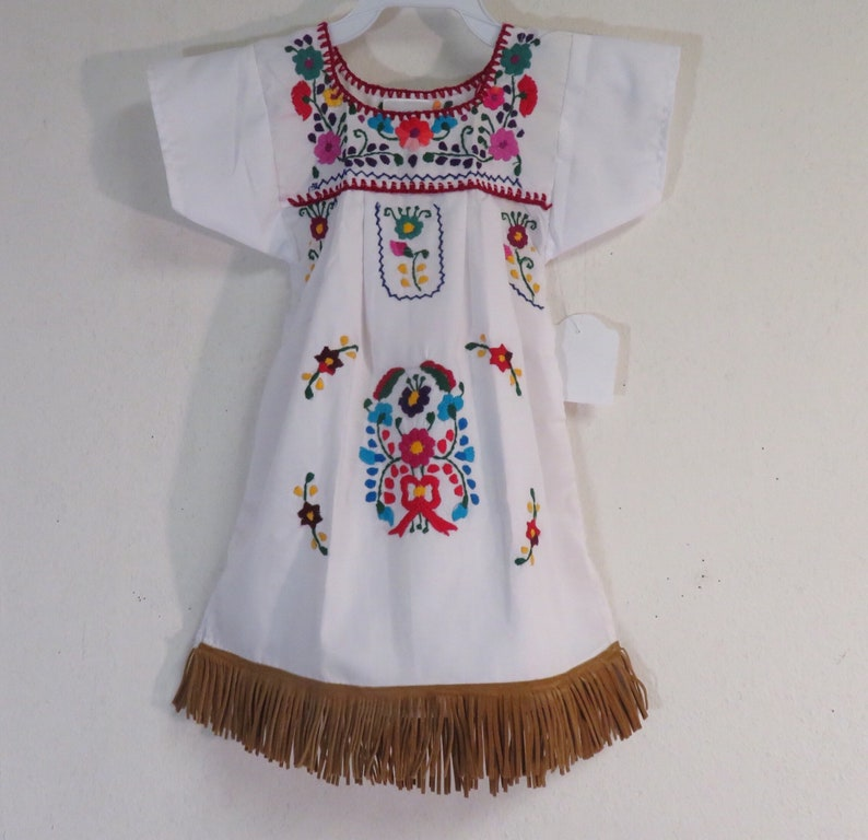 e1c9edee0 12m baby dress baby Mexican dress Mexican baby dress by | Etsy