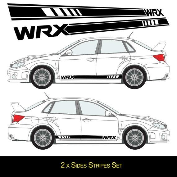 SUBARU Windshield Window Banner vinyl sticker decal graphic impreza outback wrx