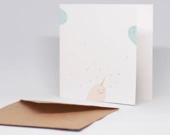 You - Greeting Card