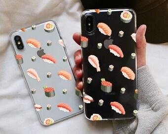 Sushi iphone case | Etsy