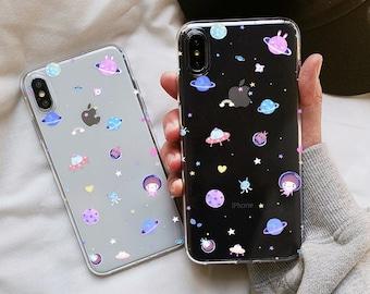 KAWAII case Google Pixel 3 case OnePlus 6T case Pixel 3 XL Google Pixel 2 pixel 2 case anime phone case pixel case pixel 3 Silicone Clear 87