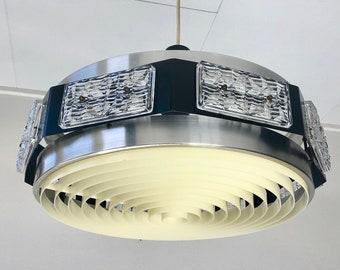 Danish Design Hanging Lamp - 70's Modern Pendant Light