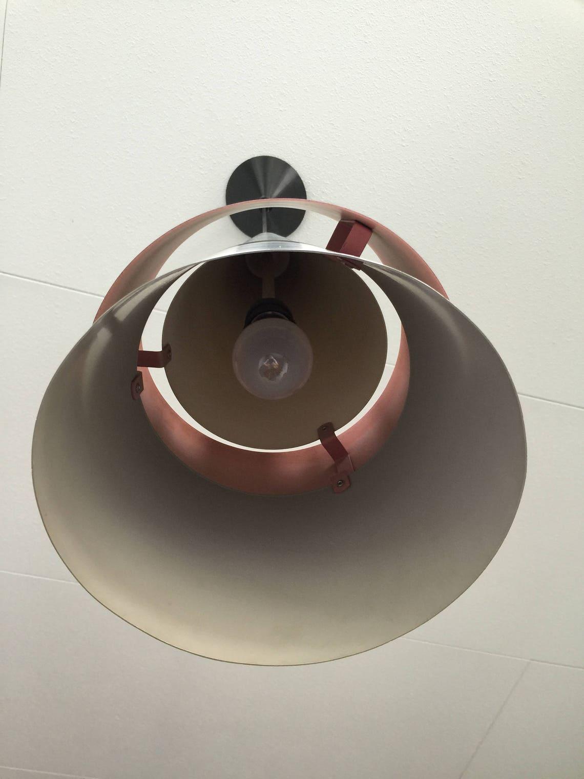 Jo Hammerborg - Corona - Fog & Mørup - 60's - Danish Lamp - Pendent Light - Eclairage