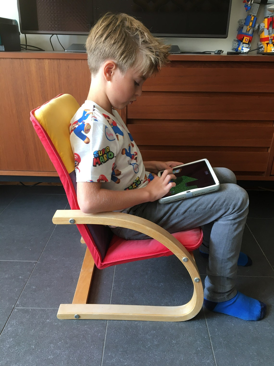 Plywood Kids Chair - Relax