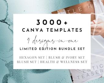 3000+ Canva Template Workbook Lead Magnet Limited Edition Mega Bundle