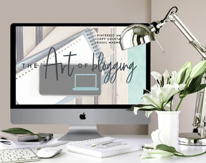 The Art of Blogging Masterclass