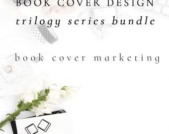 3 Book Cover Trilogy Series Bundle
