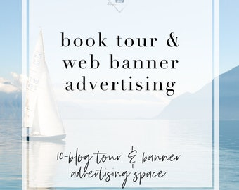 Book Blog Tour & Web Banner Advertising
