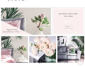 Stay Classy - Premade Website