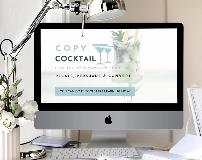 Copy Cocktail - A Writing Course