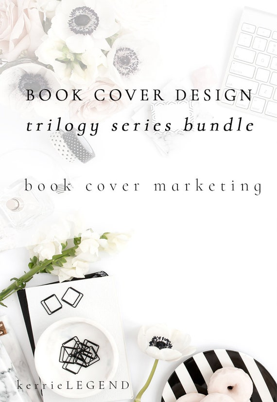 3 Book Cover Trilogy Series Bundle