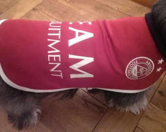 c0a10cbc1 TOTTENHAM dog football shirts various sizes