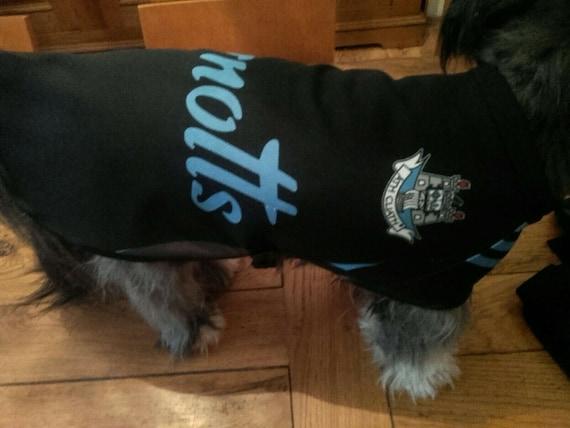 Gaa Dog Shirts Various Counties Dublin Limerick Sizes Etsy