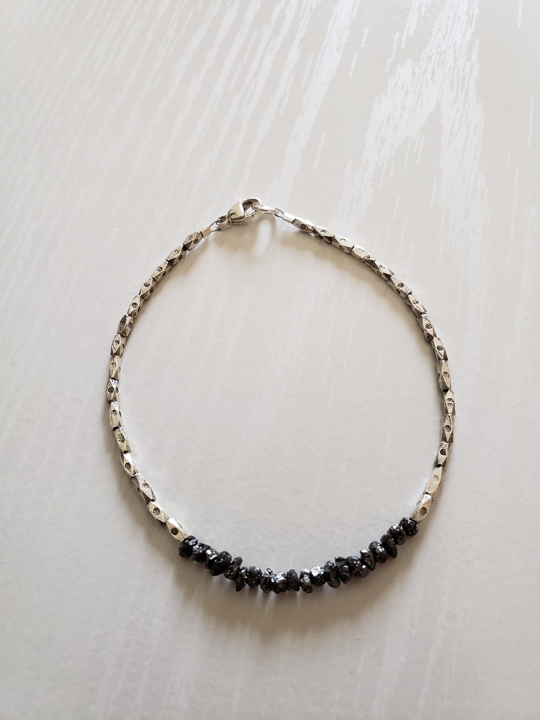 Natural Diamond Bracelet