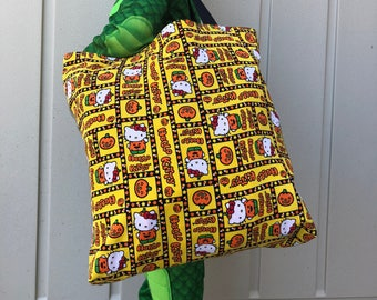 Hello Kitty Trick-Or-Treat Tote