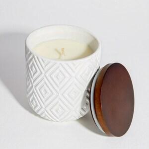 Ceramic Soy Candle, Soy Candle, Large Soy Candle, Work Gift, Gift for Teacher, Party Gift, Hostess Gift, Dinner Gift