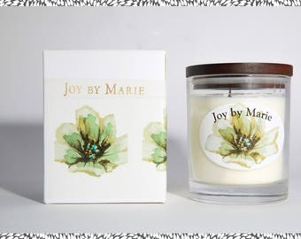 TURKISH MOCHA - Soy Candle, Soy Wax Candle, Soy Candle Handmade, Gift for Girlfriend, Gift for Mum