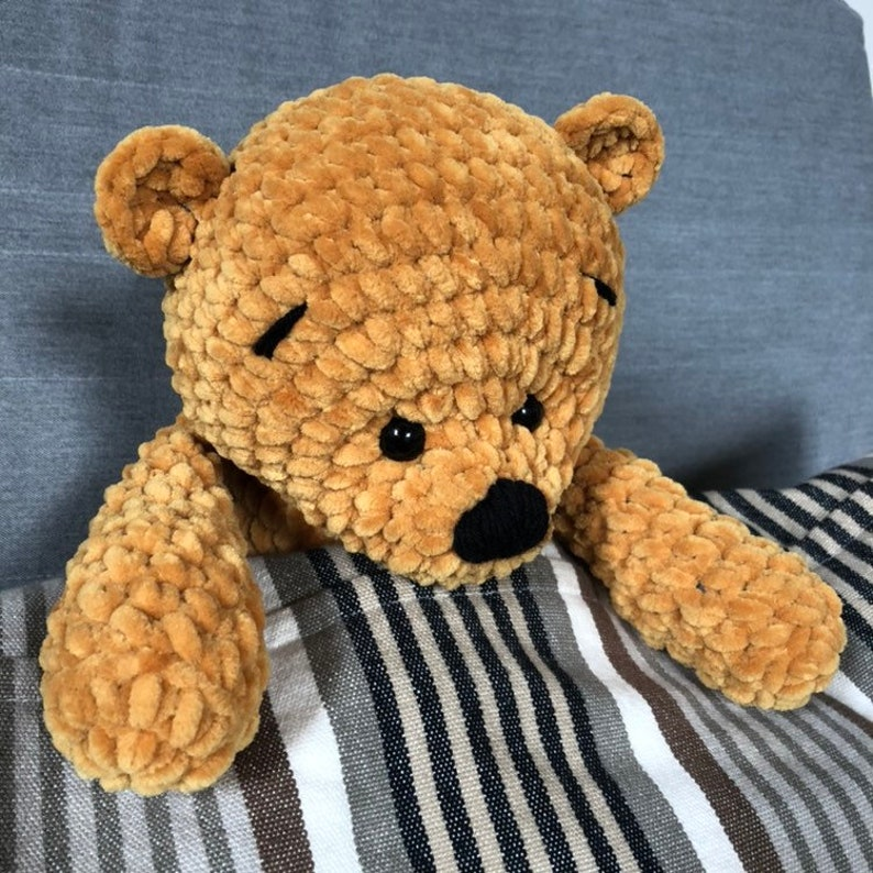 Amigurumi Bear Family | Toma Creations | 794x794