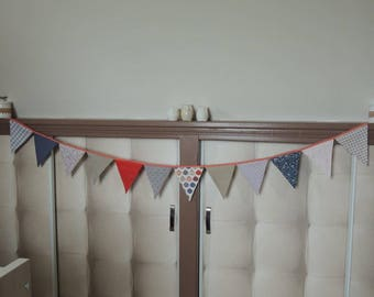 Bunting / flags