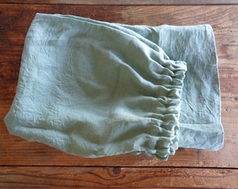 rich soft linen SKIRT (short, midi, long), handmade from soft linen in different colors