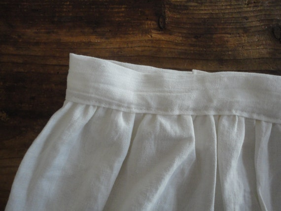 heavy linen SKIRT (short, midi, long) with pockets or without and button behind, handmade from heavy linen in natural, white or other color